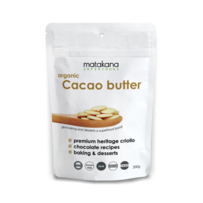 Organic Cacao Butter 200g