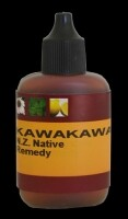 NZ Native Plant Remedy - Kawakawa - Kidney,Blood,Cleanse,Aches and Pains - 100ml bottle
