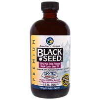 Black Seed Oil Premium 240ml Bottle
