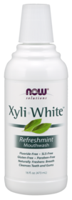 XyliWhite Mouthwash, Refreshmint 473ml