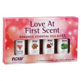 Love At First Scent - Romantic Essential Oils Kit