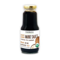 Organic Sticky Coconut Amino Sauce 250ml