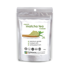 Organic Matcha Tea Powder 100g