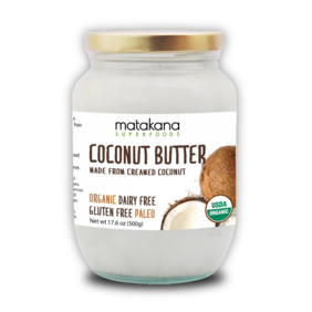 Matakana Organic Coconut Butter 500ml