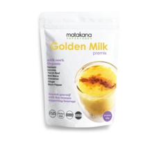 Golden Milk Premix 120g