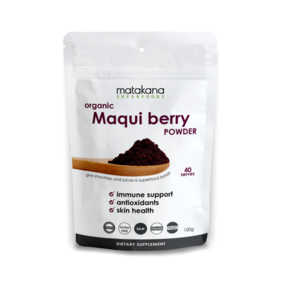 Organic Maqui Berry Powder 100g