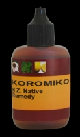NZ Native Plant Remedy - Koromiko - bowel cleanse and restore,Urinary,Antifungal,Candida - 100ml bot