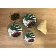 BODY BUTTER - HEMP & VITAMIN E