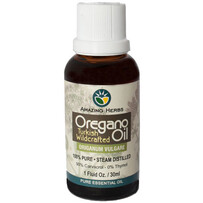 Oregano Pure Essential Oil 90% Carvacor 0% Thymulys