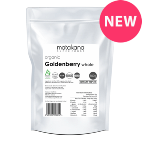 Organic Goldenberry Whole 500g