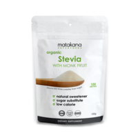 Stevia with Monk Fruit Powder 100g