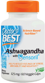 Ashwagandha with Sensoril
