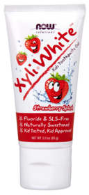 XyliWhite Kids Toothpaste Gel 85g, Strawberry