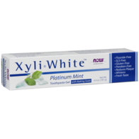 XyliWhite Toothpaste Gel 181g Platinum Mint W/Baking Soda