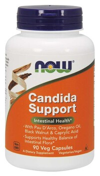 Candida Support Veg Capsules 90